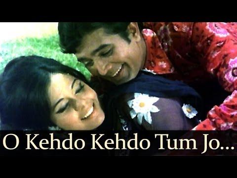 Sachaa Jhutha - O Tum Jo Kehdo Pyar ki Hum - Kishore Kumar -...