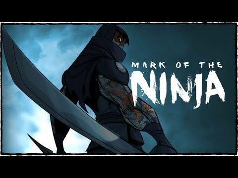 Mark of the NINJA . Primeiro contato . Gameplay e informações . AO VIVO . HD 720p . AGORA VAI