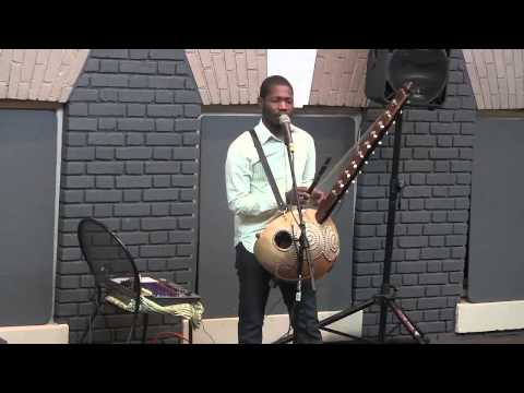 Kinobe   Kora at the Edmund Burke School online video cutter com