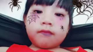 Yêu nhện xuất hiện tại Kiên Giang. Sợ quá đi