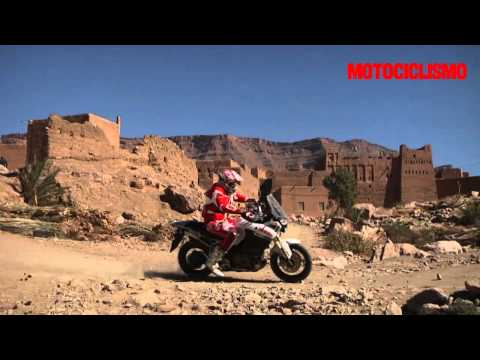 Motociclismo Fuoristrada prova la Yamaha Super Ténéré 1200