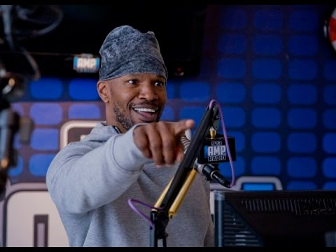 """Jamie Foxx Talks """"Hollywood"""" and That Time He Was Dissed For a Pro Baller"""