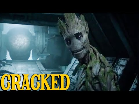5 Reasons Groot Is the Greatest Hero of the 21st Century