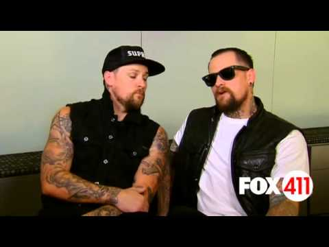 The Madden Brothers on new band, end of Good Charlotte