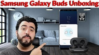 01. Samsung Galaxy Buds Unboxing & Easy How To Set Up - YouTube Tech Guy