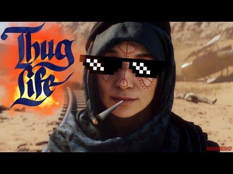 Battlefield 1 THUG LIFE Compilation #2 ( BF1 Thug Life Funny moments)