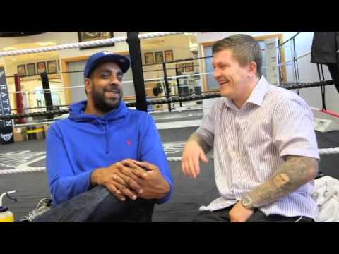 RICKY HATTON (WITH KUGAN CASSIUS) ON BOXERS MAKING COMEBACKS, FIGHTERS GOING ABROAD & LAS VEGAS DAYS
