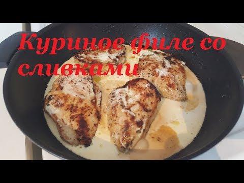 Филе куриное быстрые рецепты