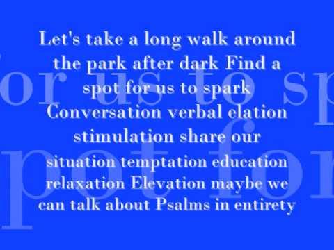 Jill Scott - Long Walk Lyrics