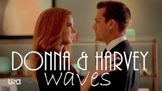 Donna Harvey Story Dean Lewis Waves Suits