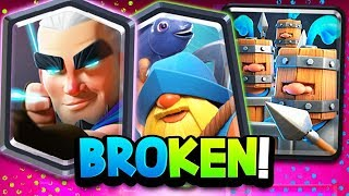 BROKEN! These 10 Cards Need Balance NOW! (ft. CLASHwithSHANE & Bufarete)