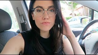 LIVING IN MY CAR: RANTING ABOUT WEIRD YOUTUBE COMMENTS | Katie Carney