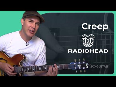 How To Play Creep By Radiohead (Guitar Lesson SB-324)