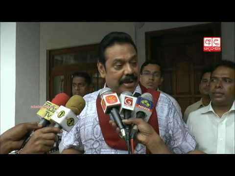 Mahinda slams decision to sing National anthem in Tamil