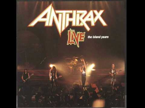 Anthrax-Antisocial (Live-The Island Years)