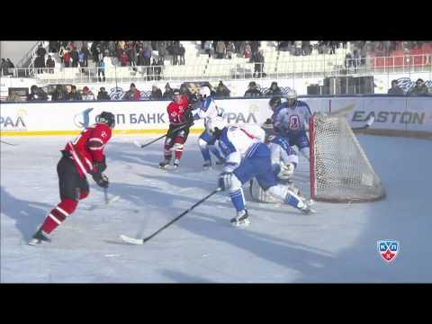 Русская Классика 2014: Челмет - Лада 2:5 / VHL Outdoor Game 2014: Chelmet - Lada 5:2