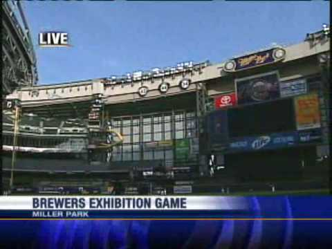 Milwaukee Brewers Return To Miller Park