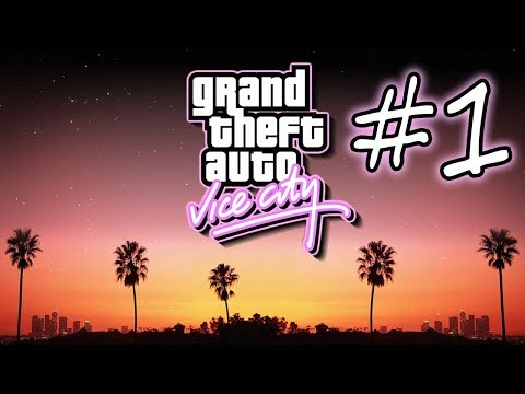 ЗАПИСЬ СТРИМА ► Grand Theft Auto: Vice City #1
