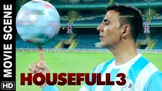 Akshay turns Sundi | Housefull 3 | Movie Scene