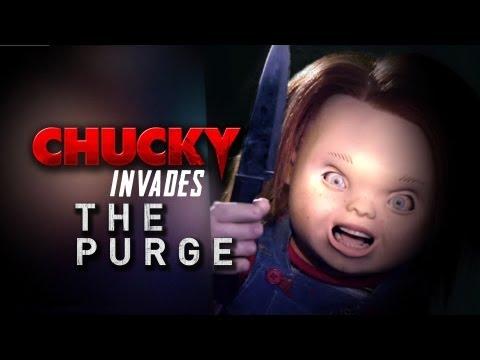 Chucky Invades The Purge – Horror Movie MashUp (2013) Film HD