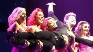 DWTS Tour Greenville - Sasha & the girls