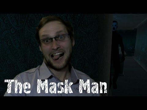 The Mask Man Прохождение ► ИДИОТ ► ИНДИ-ХОРРОР