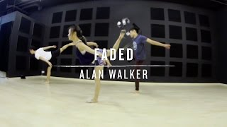 Faded (Alan Walker) | Step Choreography