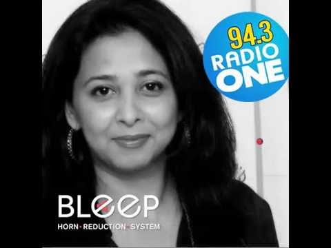 Bleep - Horn Reduction System on Drive Mumbai Radio One 94.3