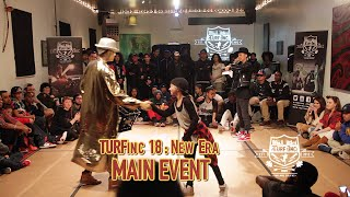 TURFinc 18 Agatron vs Phoenix Lil' Mini | New Age Dance Battle