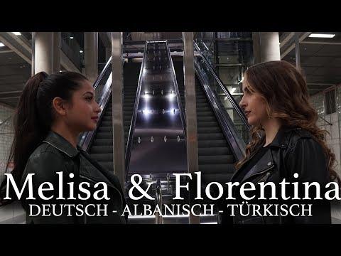 U Bahn Mashup | Albanisch | Deutsch | Türkisch - Florentina & Melisa (prod. by Shine Buteo) Vol. 1