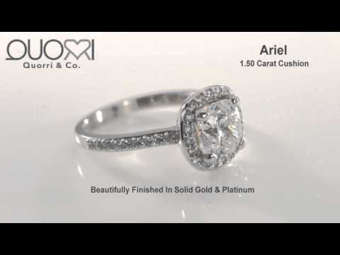 Quorri Review For Ariel Diamond Quality Engagement Ring