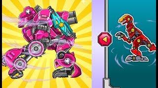 Assemble Super Robots (Роботы Динозавры: Собирать Супер Роботов) - прохождение игры