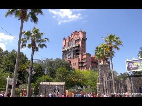 Disneys Hollywood Studios Complete Walkthrough Walt Disney World HD 1080p