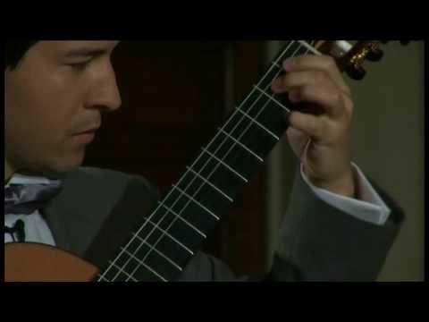 Felipe Celis Catalán- Sonata k213 Domenico Scarlatti- Guitarra Luthier Carlos Lopez Menares