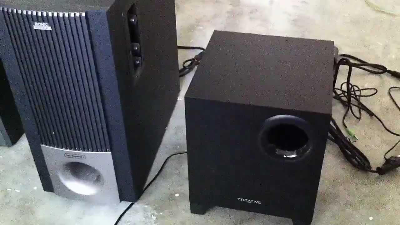 Creative Sbs A220 - 2 1 Speaker System
