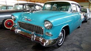 1955 Chevrolet 210 Sedan 235 Straight Six