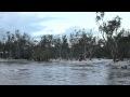 Flooding at Bridgewater on Loddon - Sep. 2010