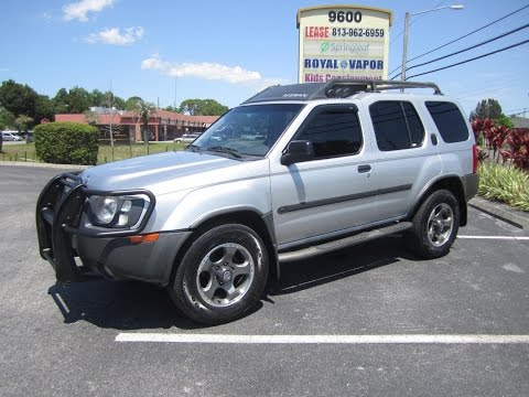SOLD 2004 Nissan Xterra SE 2WD Meticulous Motors Inc Florida For Sale