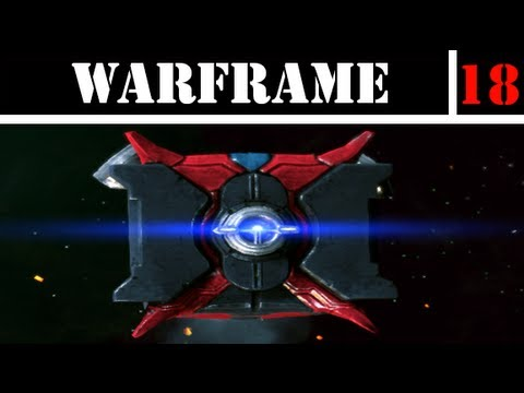 ✖ Warframe » Death Cube Death from above