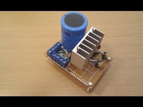 Homemade 12v To 48v Dc Dc Converter Battery Charger For