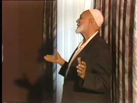 Student Missionaries Visit The Centre - Sheikh Ahmed Deedat video