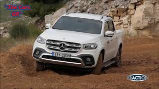 TractioN~Mercedes Benz X-Class 2018 Test Drive