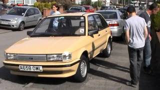 1983 Austin Maestro 1.3 HLE in beige