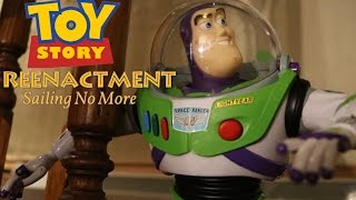 Toy Story Buzz Lightyear - I Will Go Sailing No More