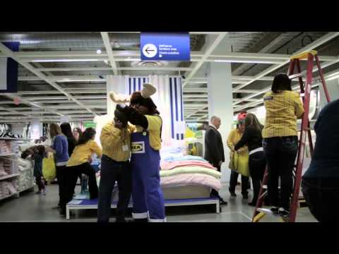 IKEA Woodbridge Harlem Shake