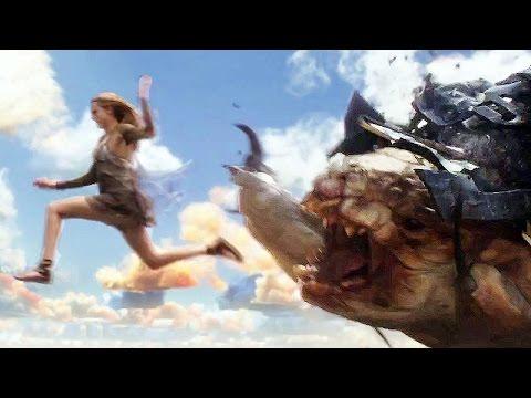 VALERIAN Official Movie Trailer (Sci-Fi Movie - 2017)