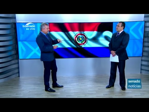 Presidente do Paraguai - Visita oficial - 21/08/2017