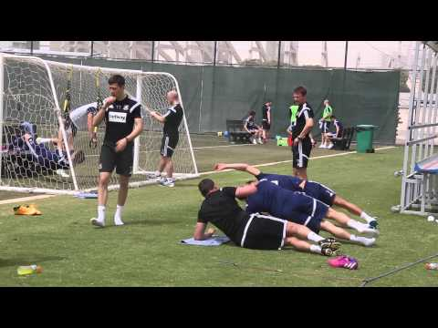 Dubai trip perfect preparation for West Ham's final 10 games