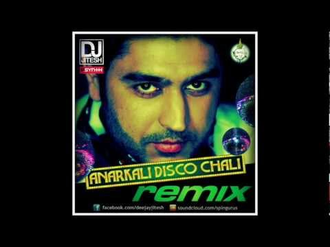 Anarkali Disco Chali (housefull 2 Remix) - Dj Jitesh & Psynth video