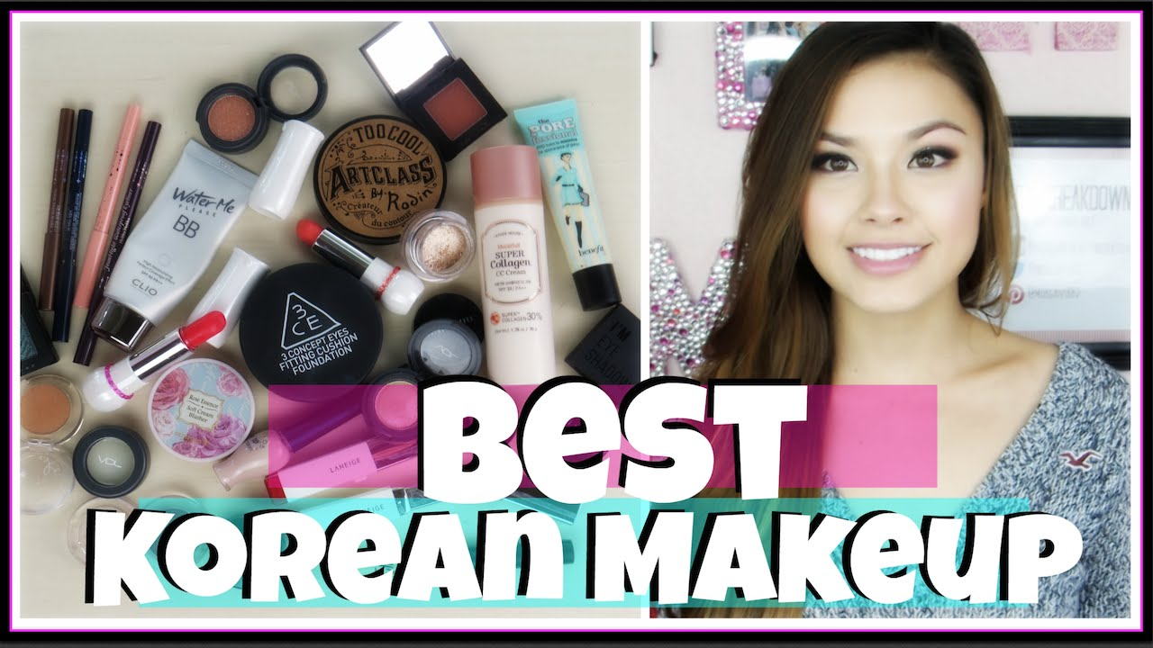 Best korean makeup